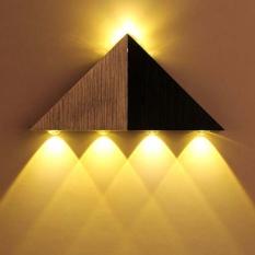 Fashion 5W LED Wall Light Sconces Lamp Decor Fixture Porch Walkway Bedroom Hot - intl Singapore