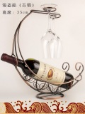 Fashion Wrought Iron Cup Holder Home Tall Cup Rack Wine Cup Holder On Line