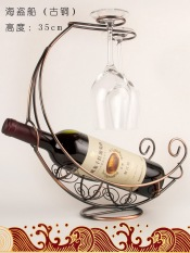 Fashion Wrought Iron Cup Holder Home Tall Cup Rack Wine Cup Holder Discount Code