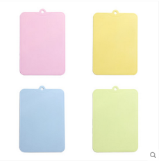 Buy Fasola Kitchen Antibacterial Plastic Cutting Board Cheap On China