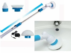 Top 10 【Fast Delivery High Quality】Scrub Home Bathroom Clean Tool Spin Bathtub Brush Power Cleaner Bathtub Tiles Power Floor Cleaner Brush Mop Scrubs Clean Intl