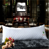Buy Feather Velvet Long Pillow Double Pillow 1 8 1 5 1 2 M Can Be Wash Couple Long Pillow Hotel Long Pillow On China