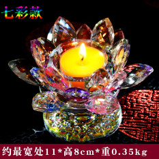 Sale Fengshuige Butter Lamp Holder Tall Lotus Lamp Candle Sets Oem Original