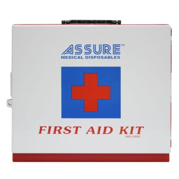 First Aid Box - A  New Updated  (25 Persons Use)