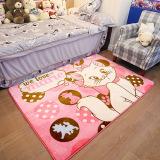 Purchase Fl Velvet Blanket Children S Room Bedroom Carpet Full Shop Cat Cartoon Mats Living Room Coffee Table Mats Bed Blanket