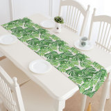 Flamingo Fresh American Tropical Plant Printed Table Runner Coupon Code