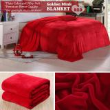 Review Flannel Fleece Blanket Anti Static Super Soft Lightweight Warm Fuzzy Bed Blanket By Dream Comfort Solid And Plain Color Single Size 130 X 200 Cm Dream Comfort On Singapore