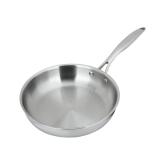 Sale 24 Cm Fuel Gas Cooker Frying Pan Flat Bottom Pot Oem Online