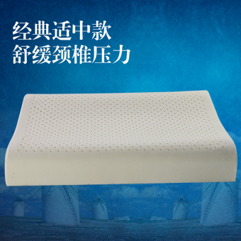 Buy Care Neck Sleeping Health Pillow Latex Pillow Oem