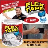Best Offer Flex Tape Strong Rubberized Waterproof Tape Grip On Tight Super Strong Instant Beige White