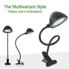 Sale Flexible Usb Led Study Reading Light Clip On Bed Table Desk Lamp Black Hot Sale Intl China Cheap