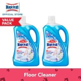 Discount Floor Magiclean Fresh Floral 2L Set Of 2 Magiclean On Singapore