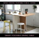 Compare Foldable Smart Dining Table 120Cm Prices