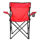 Buy Folding Camping Fishing Chair Seat Foldable Beach Garden Outdoor Furniture Handy Red Intl Oem Original