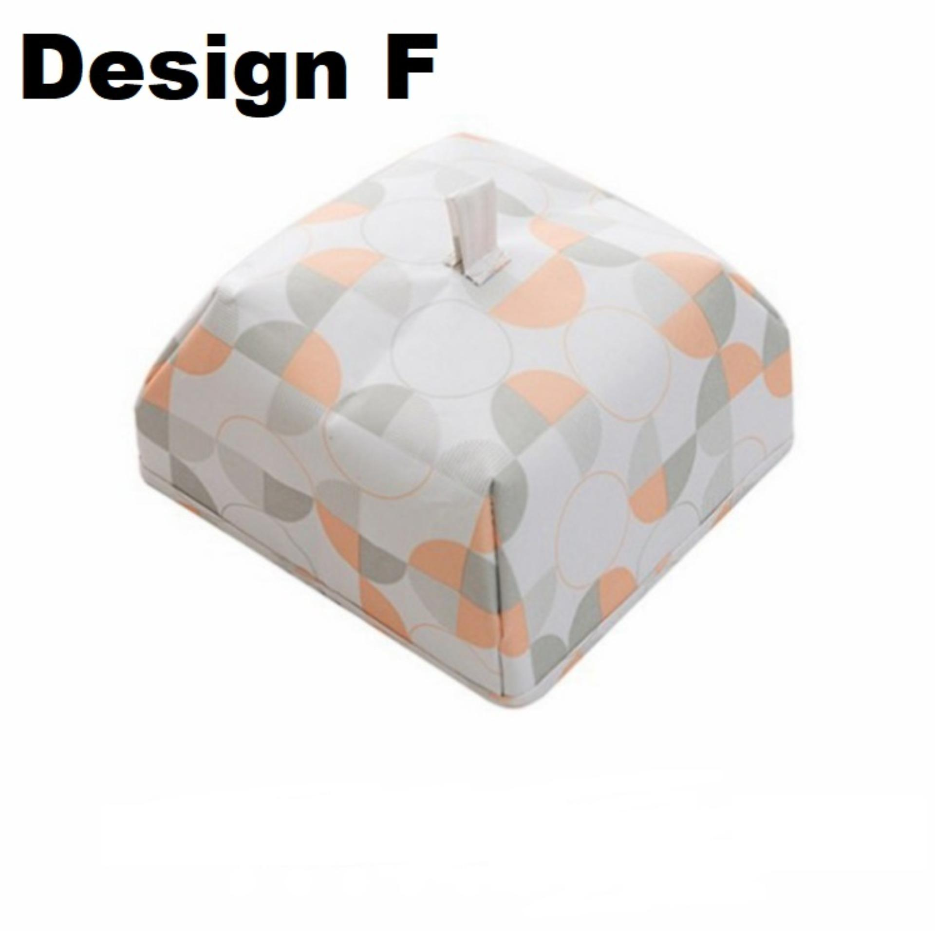 2019 Latest Design Foldable Food Covers Keep Warm Hot Aluminum Foil Cover Dishes Insulation Utilidades Kitchen Table Accessories Tools Reasonable Price All-purpose Covers Household Merchandises