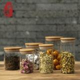 Compare Food Dried Fruit Storage Bottle Glass Storage Jar