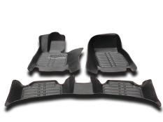For Honda Accord 2008-2012 Car Floor Mats Front Rear Liner Auto Waterproof Mat - intl