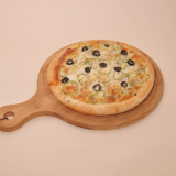 Foreign Trade Export Pizza High Handle Pizza Plate Deal