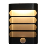 Review Four Season Big Sale Modern Night Light Motion Sensor Activated Led Wall Light Usb Rechargeable Wall Lamp Sconce Lighting For Kids Bedroom Bathroom Aisle Stairs Intl Oem