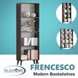 Review Frencesco Multifunction Bookshelves Single Free Install Delivery Oem