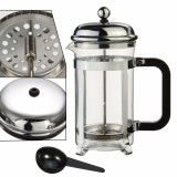 Where Can I Buy French Press Tea Coffee Maker Cafetiere Cup Frame Heat Resistant Glass Pot Steel Intl