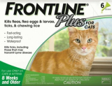 Who Sells Frontline Plus Cats Any Weight 6 Dose Over 8 Weeks Old The Cheapest