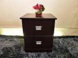 Sale Furniture Living Bedside Table Walnut On Singapore