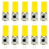How Do I Get G4 9W 1505 Warm White Cob Dimmable Led Light Bulbs 10 Pcs 220V Intl