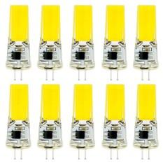 G4 9W 1505 Warm White COB Dimmable LED Light Bulbs (10 PCS / 220V)