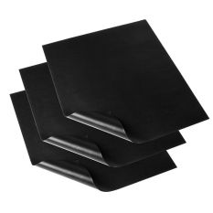 GAKTAI 3pcs/Set PTFE Non-stick BBQ Grill Mat Barbecue Baking Liners Reusable Teflon Cooking Sheets 40 * 30cm Cooking Tool