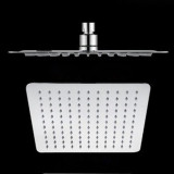 Gaktai 8 Inch Shower Head Square Chuveiro Stainless Steel Ultra Thin Showerheads Rainfall Shower Head Rain Shower Shopping