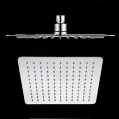 Low Price Gaktai 8 Inch Shower Head Square Chuveiro Stainless Steel Ultra Thin Showerheads Rainfall Shower Head Rain Shower