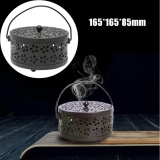 The Cheapest Galvanized Steel Mosquito Mozzie Coil Holder Burner Repellant Home Art Decor Intl Online