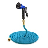 Garden Expandable Magic Flexible Water Hose Spray Nozzle 50Ft Intl On Line