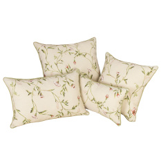 How To Buy Bed Sofa Car European Pastoral Cushion Cover Pillow