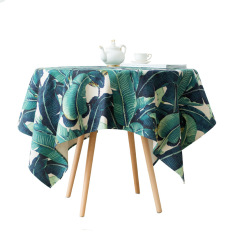 For Sale Garden Linen Living Room Square Tablecloth