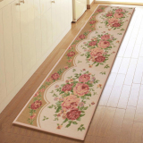 Discount Garden Long Kitchen Bathroom Room Non Slip Mat Reed Oem China