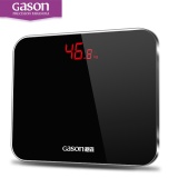 Low Cost Gason A3 Bathroom Floor Scales Smart Household Electronic Bathroom Digital Body Bariatric Led Display Division Value 180Kg Intl