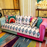 Modern Fabric Cotton Sofa Cushion Four Seasons Slip Cushion Oem Discount