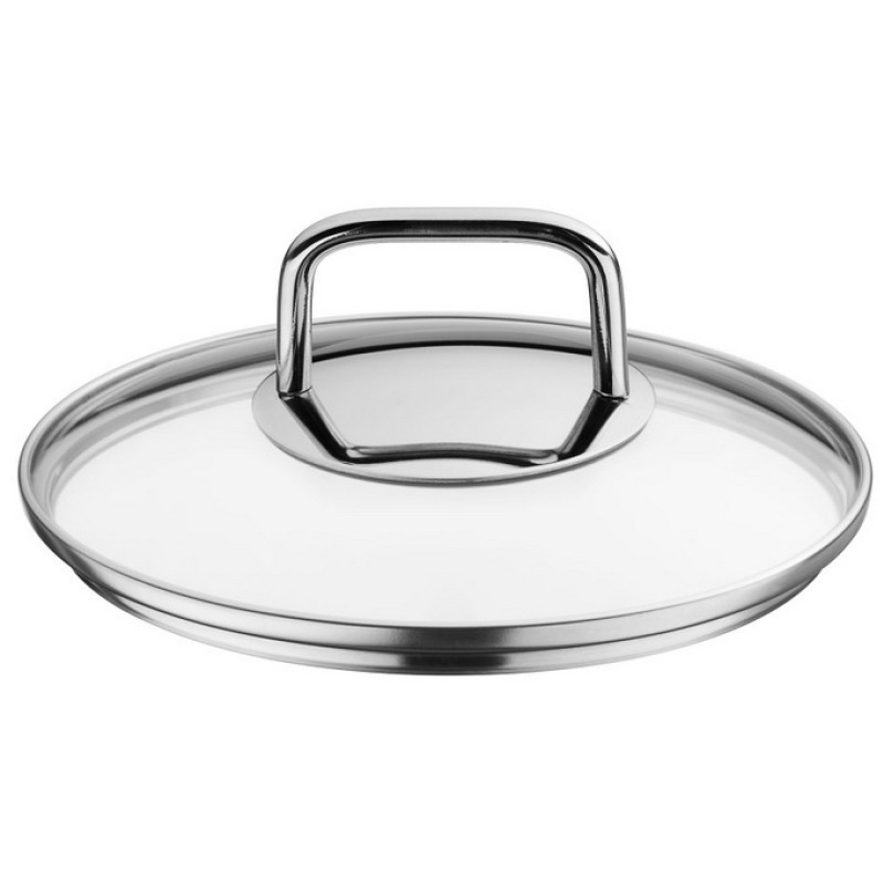 Germany WMF 16 Natural 20 24 28 Length Frying Pan Stew Pot Milk Pot Glass Cover Pot Lid Singapore