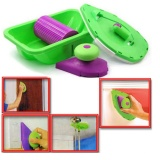 Getek Point And Paint Roller Tray Set N Household Diy Painting Kit Decor Tool Intl Best Price