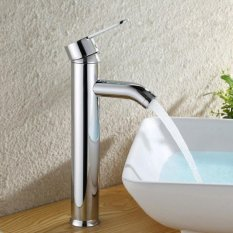 Discount Gogolife Gogolife Tall Bathroom Sink Faucet Wash Basin Mixer Tap For Hot And Cold Water Oem