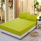 Retail Gogolife Soft Fitted Bed Sheet 33 Green