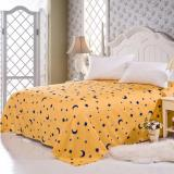 Discount Gogolife Star Moon Cotton Bed Sheet All Size 13 4 Yellow Oem China