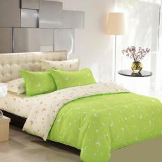 Gogolife Two Tone Star Moon Quilt Cover All Size 31 4 Green For Sale Online