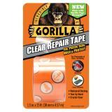 Recent Gorilla Clear Repair Tape Mini 1 55 X 4 57M