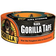 Gorilla Tape 1 88 Wide Black Weather Uv Resistantt Reviews