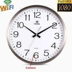Price Gracekarin Wifi 1080P Hd Spy Hidden Wall Clock Camera Dvr Motion Detection Record Cam Tab Intl On China