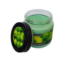 Discount Green Apple Jar Candle By Shea 400G Shea Singapore