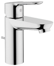 Grohe 32819000 Bauedge Single Lever Basin Mixer In Stock